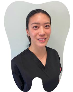 Our New Dentist Dr Rina Chrun